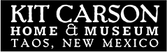 Kit Carson Home and Museum Logo